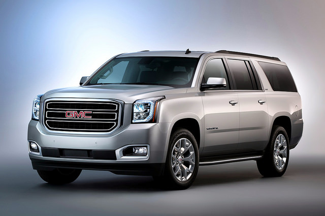 2016 GMC Yukon Release Date and Price