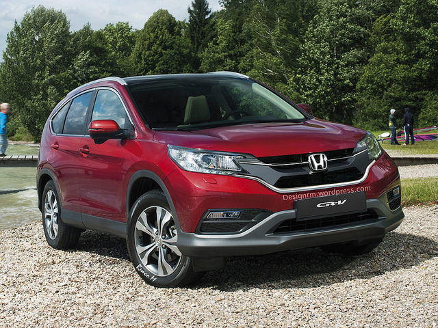 2016 Honda CR-V Release Date Review