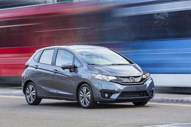 2016 Honda Fit Design and Specs