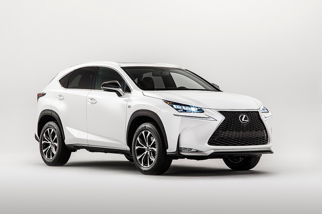 17 Suvs With Good Gas Mileage 2016 Lexus Nx