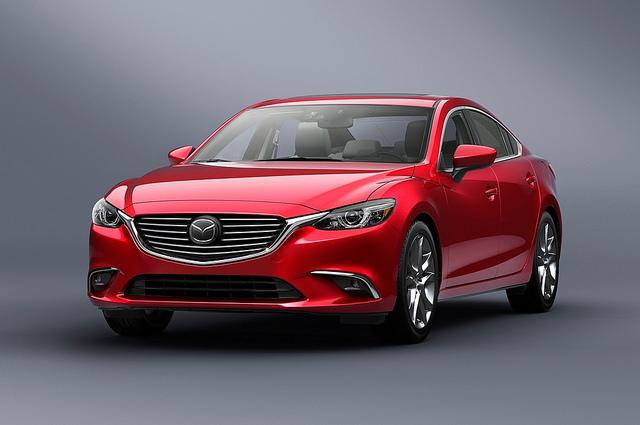 2016 Mazda 6 Sport and Specs