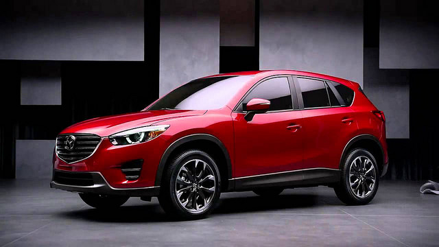 20 Best New Compact Suvs For Moms 2016 Mazda Cx 5 Redesign And Price