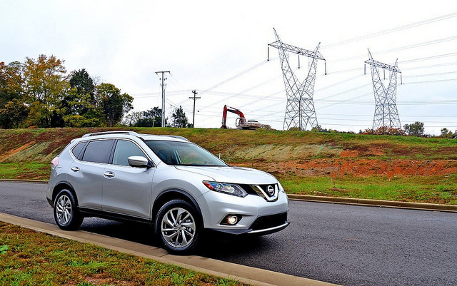 15 Suvs With Third Row Seating 2016 Nissan Rogue Hybridn And Price