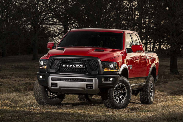 2016 Ram 1500 Rebel Review and Release Date