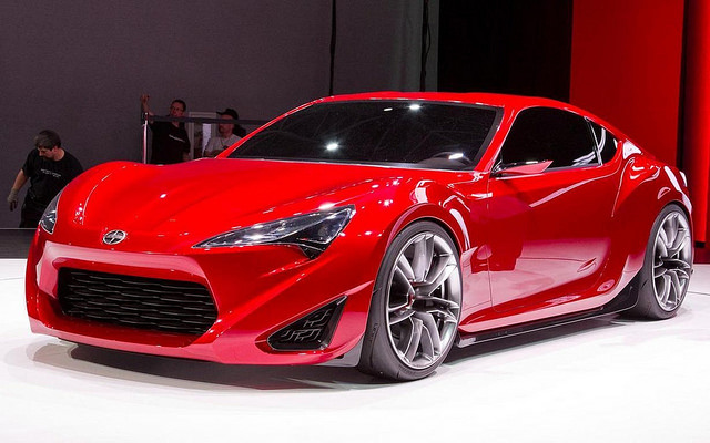 2016 Scion FR-S Release Date and Price