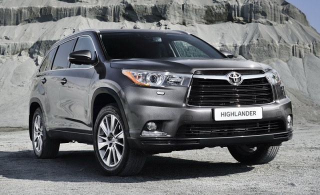 2016 Toyota Highlander Design, Engine And Price