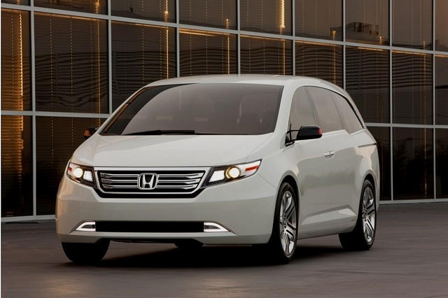 2017 Honda Odyssey Release Date and Changes