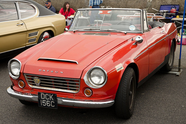Beautiful The 25 Best Japanese Sports Cars Ever Made. Datsun Sports 1600cc / Fairlady  / SPL311 (1965)