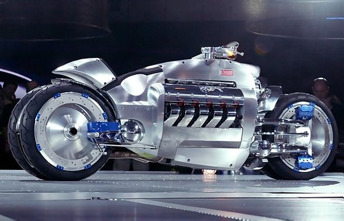 Dodge Tomahawk 4