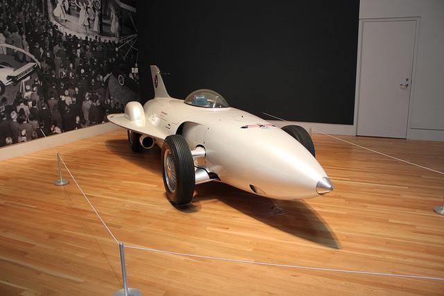 Firebird I XP-21 GM 1953