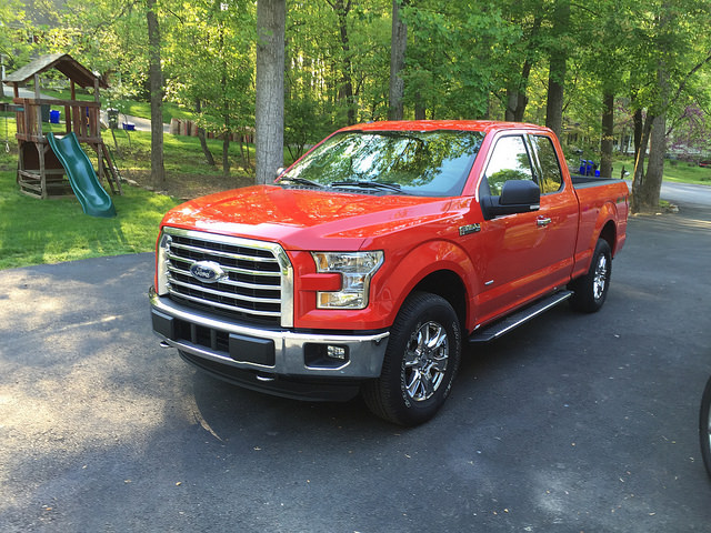 Ford F-150 Automotive Rhythms