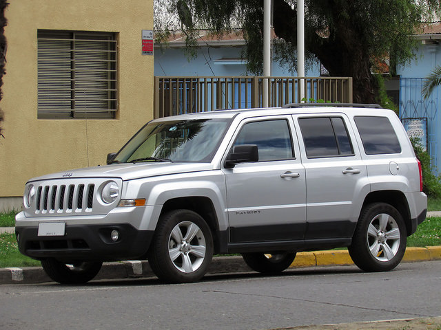 Jeep Patriot 2.4 Sport 2013