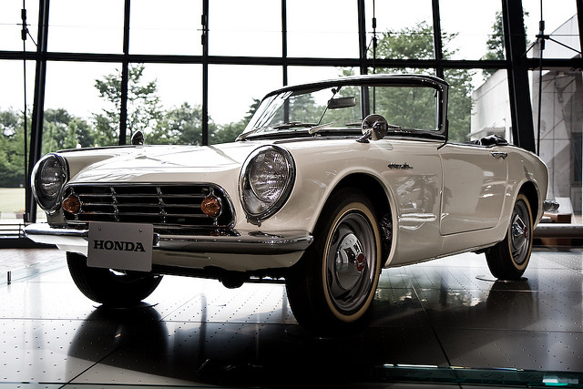 S500 @ Honda Collection Hall