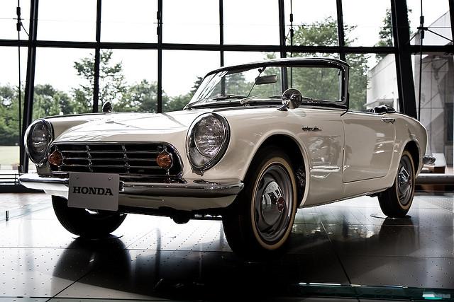 S500 @ Honda Collection Hall