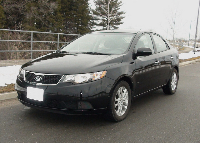 2011 Forte
