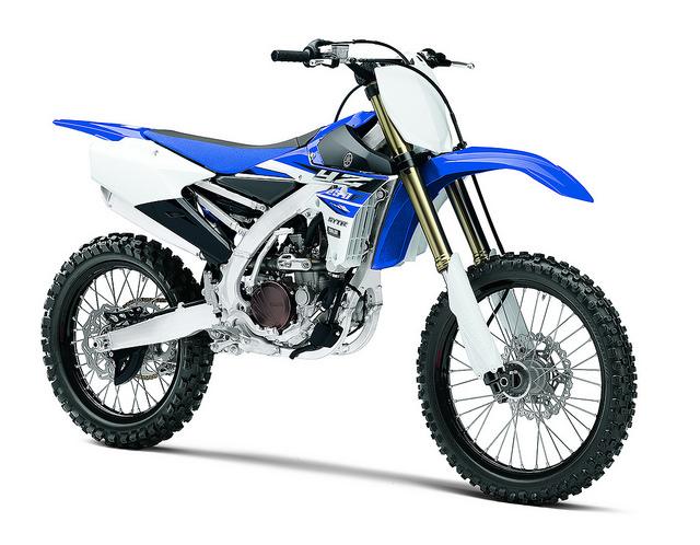 2015 Yamaha YZ250F