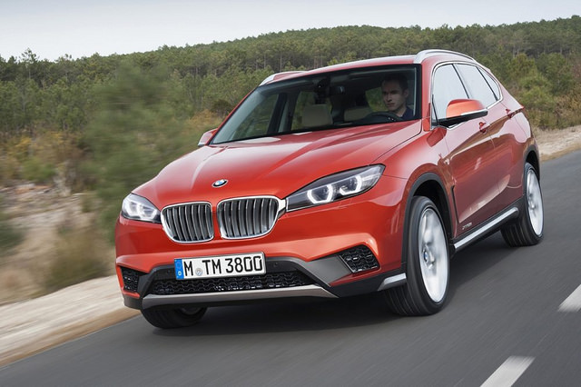 2016 BMW X1, the Perfect SUV car