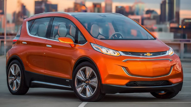 2016 Chevrolet Bolt Concept Review