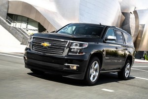 2016 Chevrolet Tahoe Release date and MPG