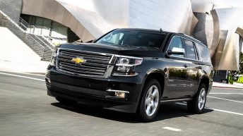Top 15 SUVs for Towing