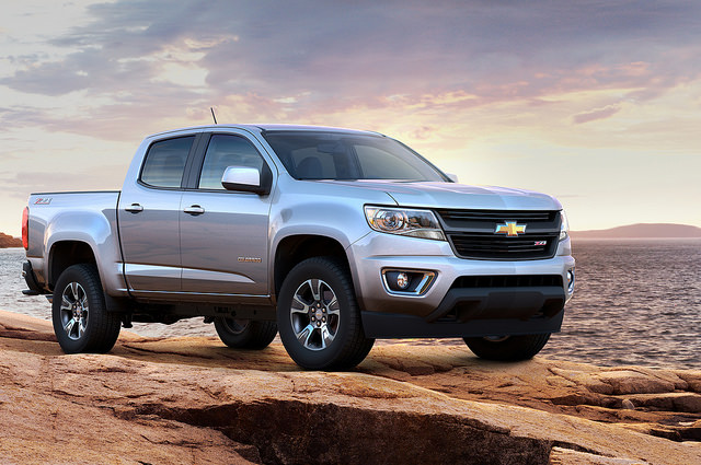 2016 Chevy Colorado ZR2 Review and Price