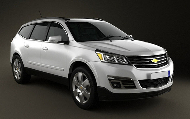 2016 Chevy Traverse Concept and Redesign