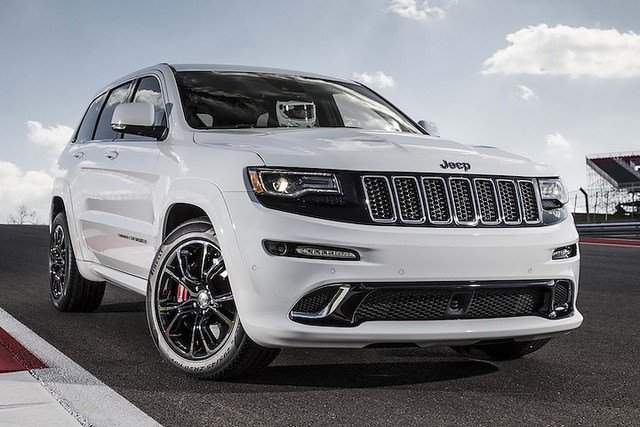 2016 Jeep Grand Cherokee Trackhawk Concept Review