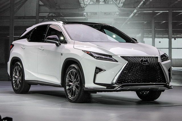 2016 Lexus Rx Release Date And Hybrid