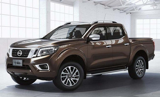 2016 Nissan Frontier Design and Engine