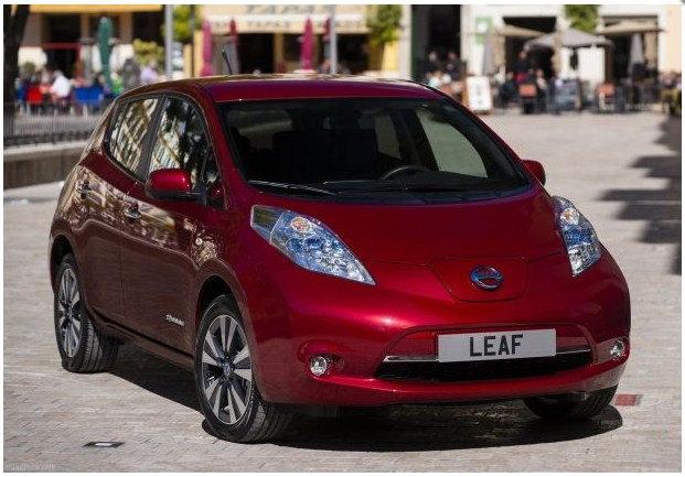 2016 Nissan Leaf Changes Redesign