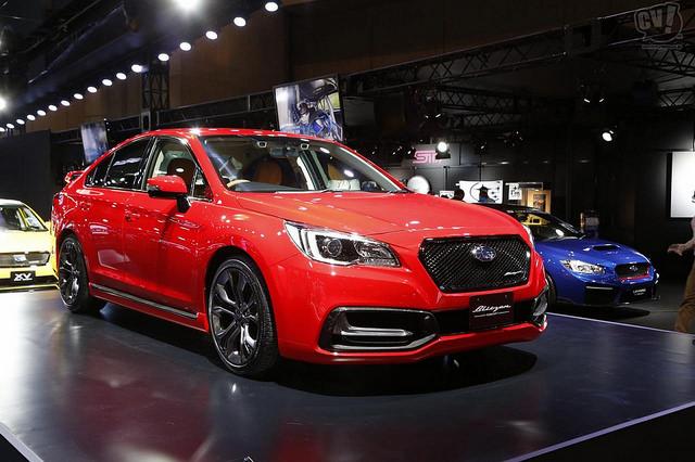 2016 Subaru Legacy Release Date Rumors