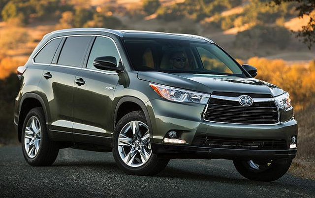 2016 Toyota Highlander Changes, Lease, Release Date
