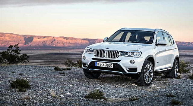 2017 BMW X3 Redesign and Changes