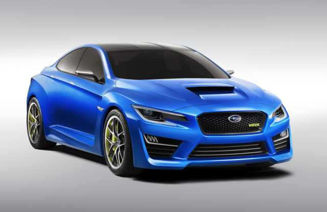 2017 Subaru Impreza Release Date and Design