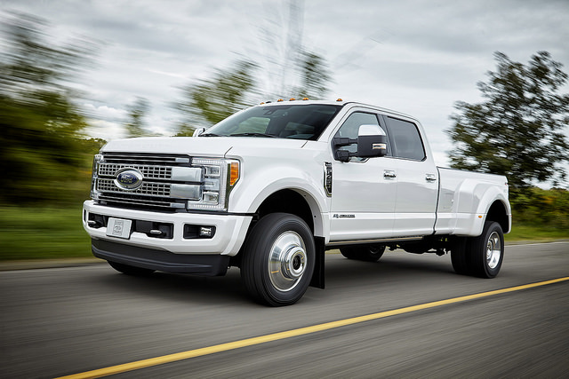 FORD F SERIES SUPER DUTY 2017