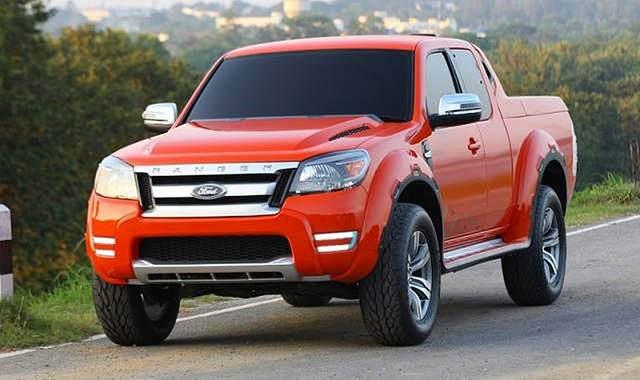Best 15 Small Trucks Ford Ranger Wildtrak 2016