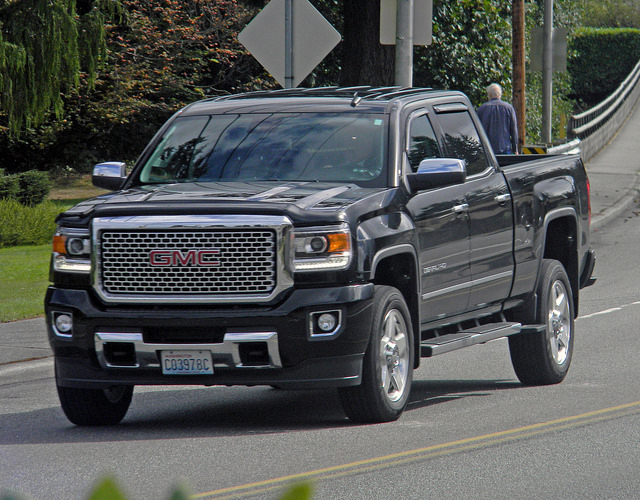 Top 17 Large Pickup Trucks - Page 11 of 17 - Carophile