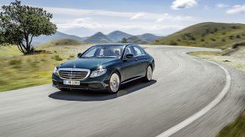 15 Fuel Efficient Luxury Cars