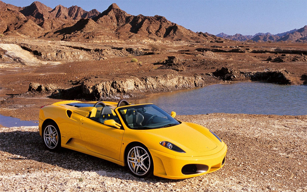 What Buying A Ferrari Did To My Life - Carophile